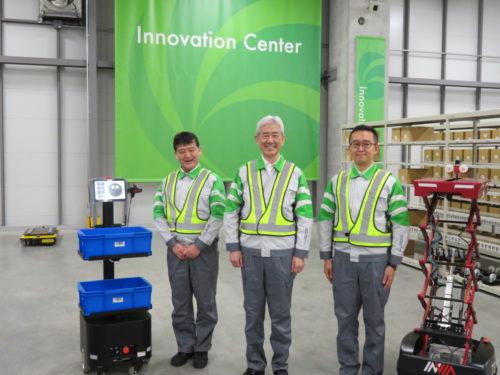 鴻池運輸 鴻池技術研究所イノベーションセンターを開設