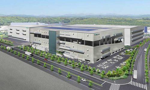 プロロジス 「プロロジスパーク神戸3」起工式 入居企業を募集