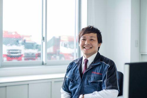 福松屋運送 岩瀬社長 「組織の充実が企業の発展」