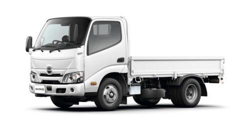 日野自動車 「日野デュトロ」を改良して発売