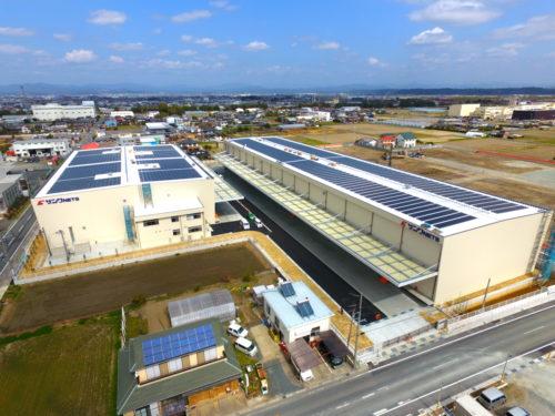 サンワネッツ 浜松白鳥物流センター竣工、営業倉庫の認可も取得