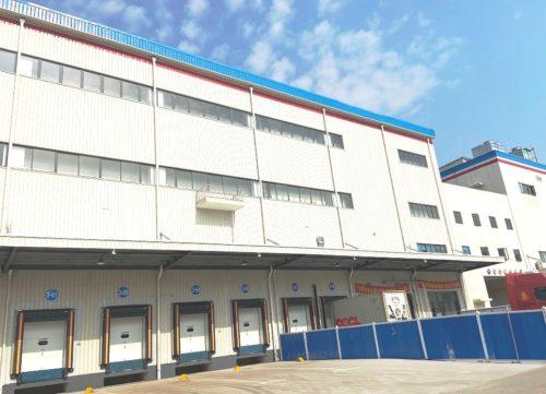 センコーグループHD 中国の冷凍・冷蔵機能を強化