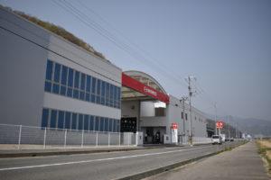 広島日野自動車 呉支店が移転、アクセスの良い好立地