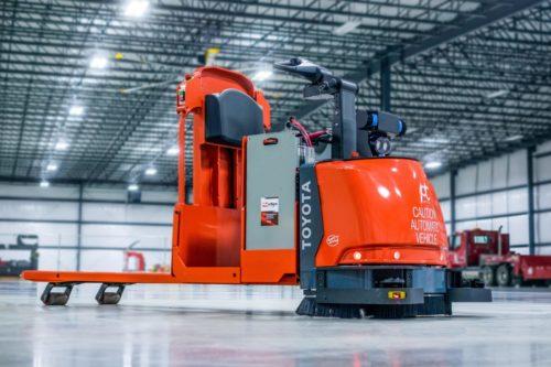 豊田自動織機 オランダに新会社設立、物流自動化システム開発へ