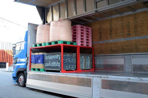 ワコーパレット 「トラックデッキ」あえて折りたたみ式を排除