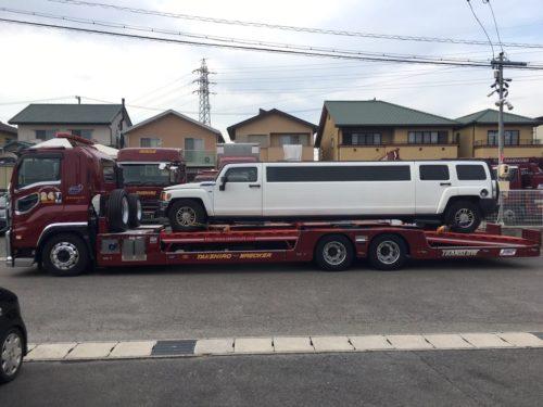 タケヒロレッカー トラック搭載可能な特別車両「トランスロー」導入