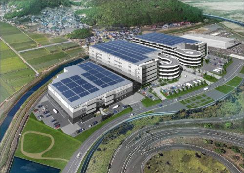 日本GLP 「岡山総社III」を起工 2022年3月の竣工を予定