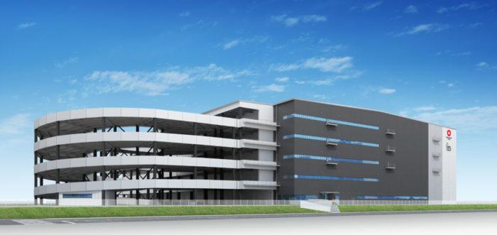 大和ハウス工業 飛行場跡地の再開発に着手