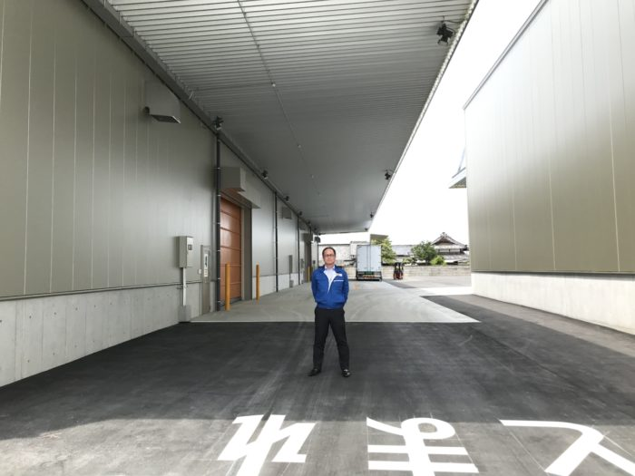 辻本運送 天理市に新倉庫を開設