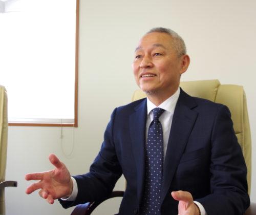 名阪運輸 松浦社長「社員の頑張り安売りしない」