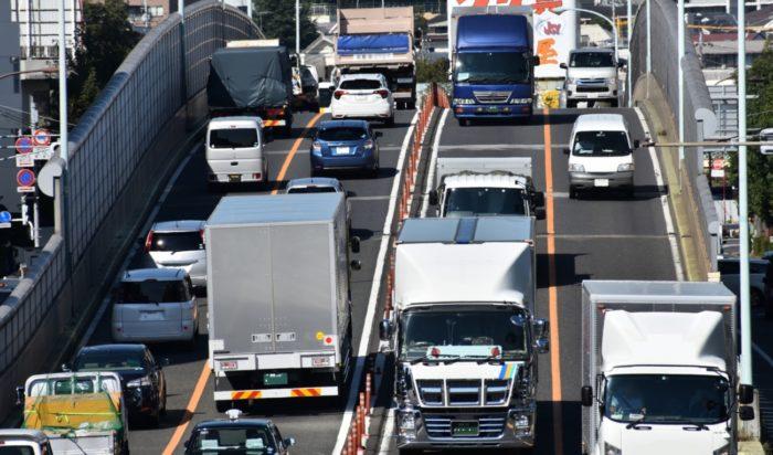 国交省 トラック輸送情報6月分 東北、関東、近畿、中国地方で貨物増