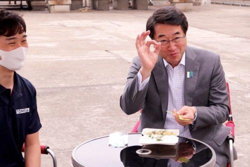 TOMPLA 新潟市で配送用ドローンの実証実験、都市部で実施は国内初