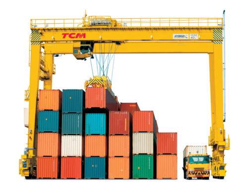 三菱重工と三菱ロジスネクスト 港湾のCO2排出削減へ