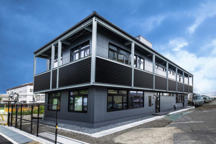 冨士倉庫運輸 BCP対応の新社屋を竣工