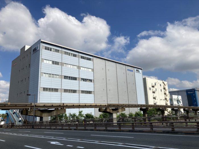 東神倉庫 倉庫事業と通関事業「要はメディカル分野」