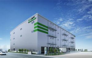 ロンコ・ジャパン CBREとトヨタL&F近畿と共同で倉庫内覧会を開催