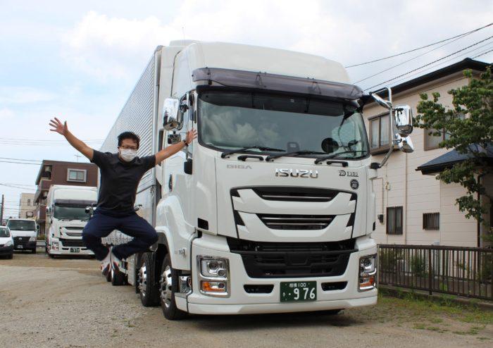 新スタイルの運送会社デジロジ SNS中心の求人 トラックYouTuberも在籍