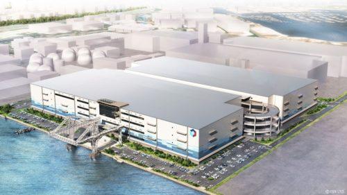 ESR 横浜市にマルチテナント型物流施設を着工