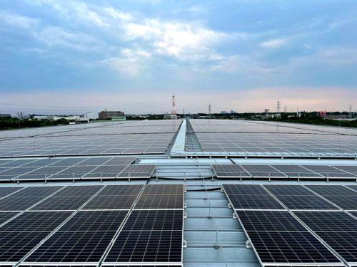 日本ベネックス 「アイミッションズパーク守谷」の屋根を賃借し太陽光発電