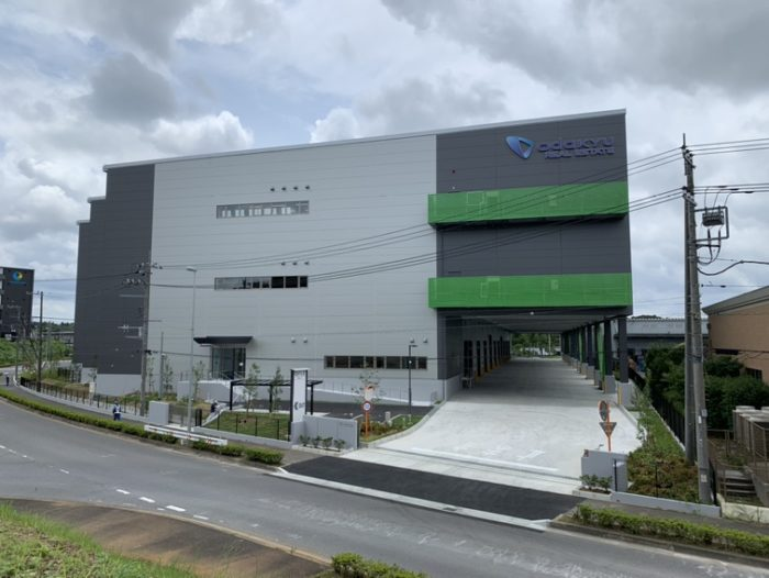 小田急不動産初の物流施設が千葉県印西市で竣工 西濃運輸が入居