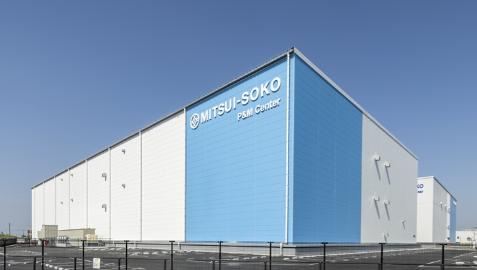 三井倉庫 ヘルスケア事業専用の物流倉庫を竣工