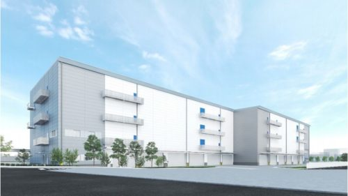 CPD 西淀川にマルチテナント型物流施設、来年9月末に竣工