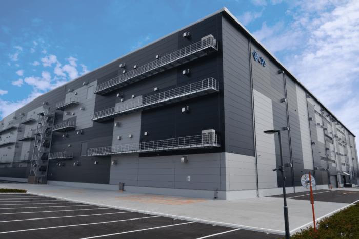 シンワ・アクティブ 新たな物流拠点、枚方センター開設