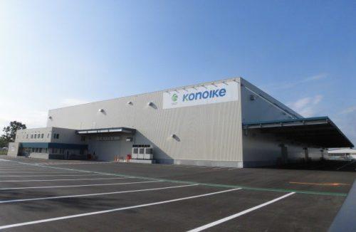 鴻池運輸 北海道に自社新倉庫を開設