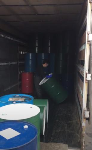 横浜興運 空ドラム一筋70年、荷役能力の高さがウリ