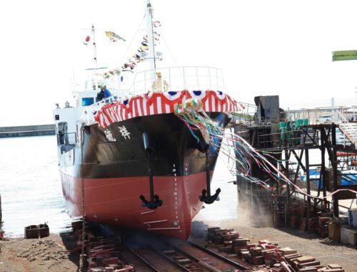 日本マリンとセンコー汽船 濃硫酸船「祥硫」を就航
