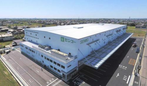 センコー 岐阜羽島PDセンターで電力小売事業のスキームを構築