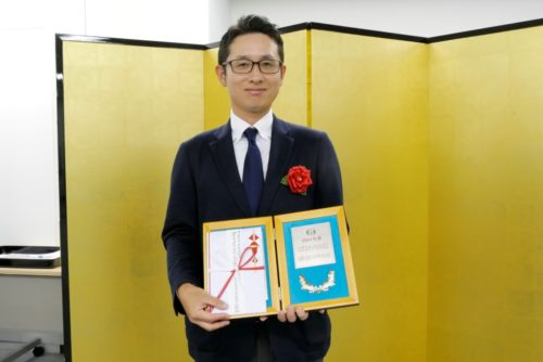Mujin ロボティクス・イノベーション賞を受賞、「人にやさしい物流」の実現へ
